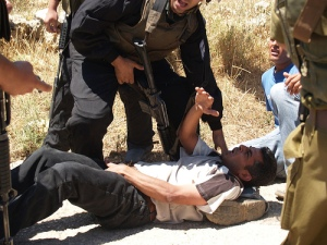 Brutal mistreatment by Israeli soliders intensifies Palestinian hostility.