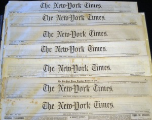 The New York Times: Propagating chauvinist politics behind a façade of independent analysis and journalistic neutrality.
