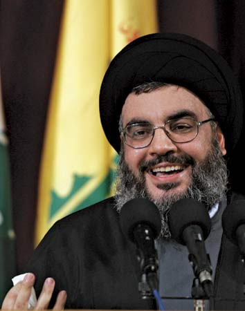 Nasrallah: US foreign policy is driven by the owners of oil and weapons companies, not by human rights organizations.