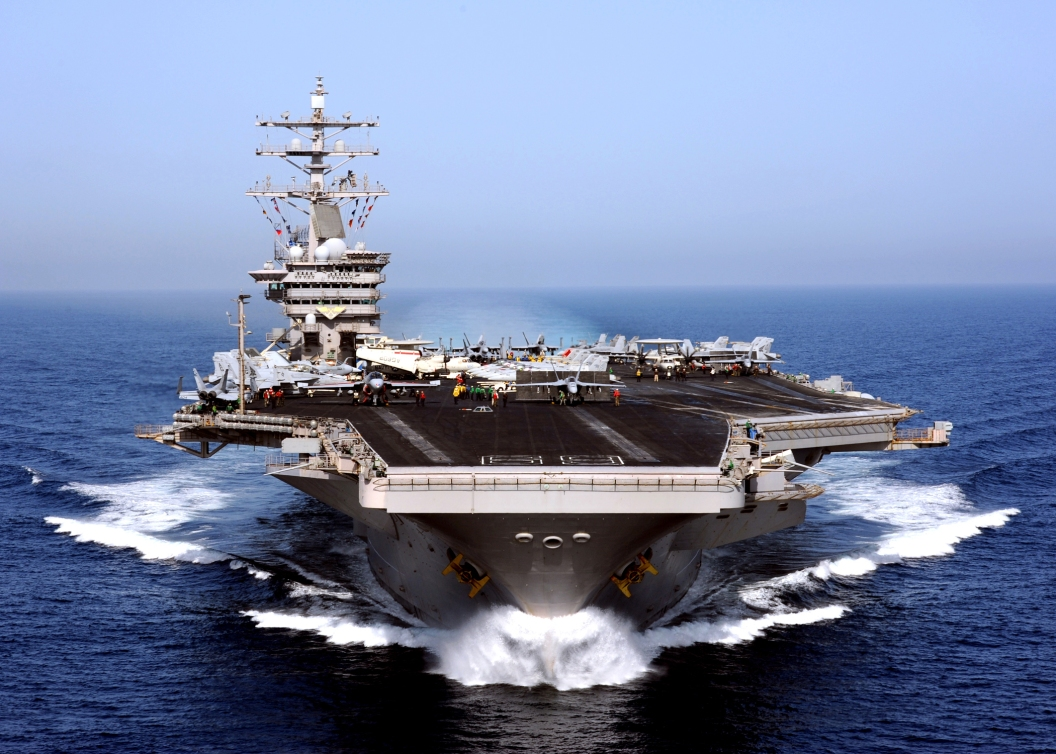 US defense secretary  Ashton Carter has says the Trans-Pacific Partnership is as important to him as another aircraft carrier.