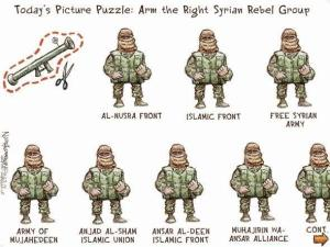 Syrian rebels 1