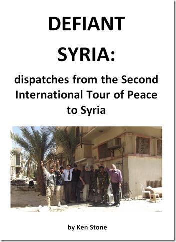 Defiant Syria
