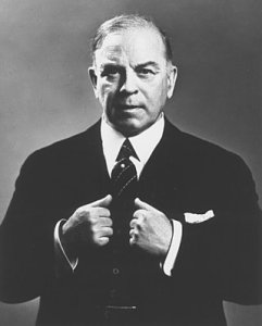 Mackenzie King, Canada's wartime prime minister, admired Hitler, and hated Jews. Before the war, Churchill also admired Hitler, and sang paeans to Mussolini. The fascist dictators were admired, not only by King and Churchill, but by large parts of the British and North American establishment, for their ardent anti-communism.