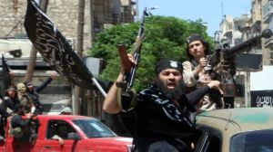 Aleppo's rebels, members of the Al Qaeda derived Jabhat Fatah al-Sham.
