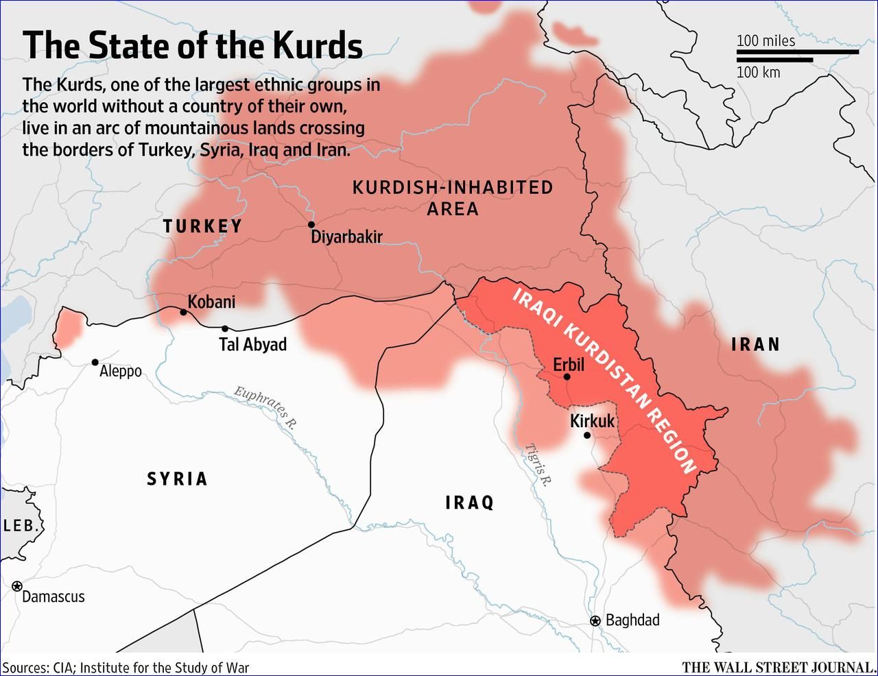 The Myth of the Kurdish YPG's Moral Excellence: Stephen