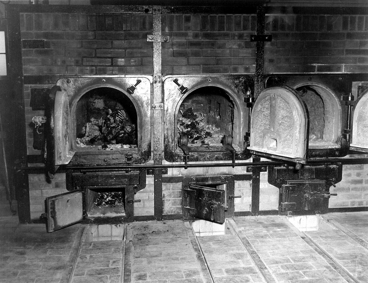 Death camp ovens